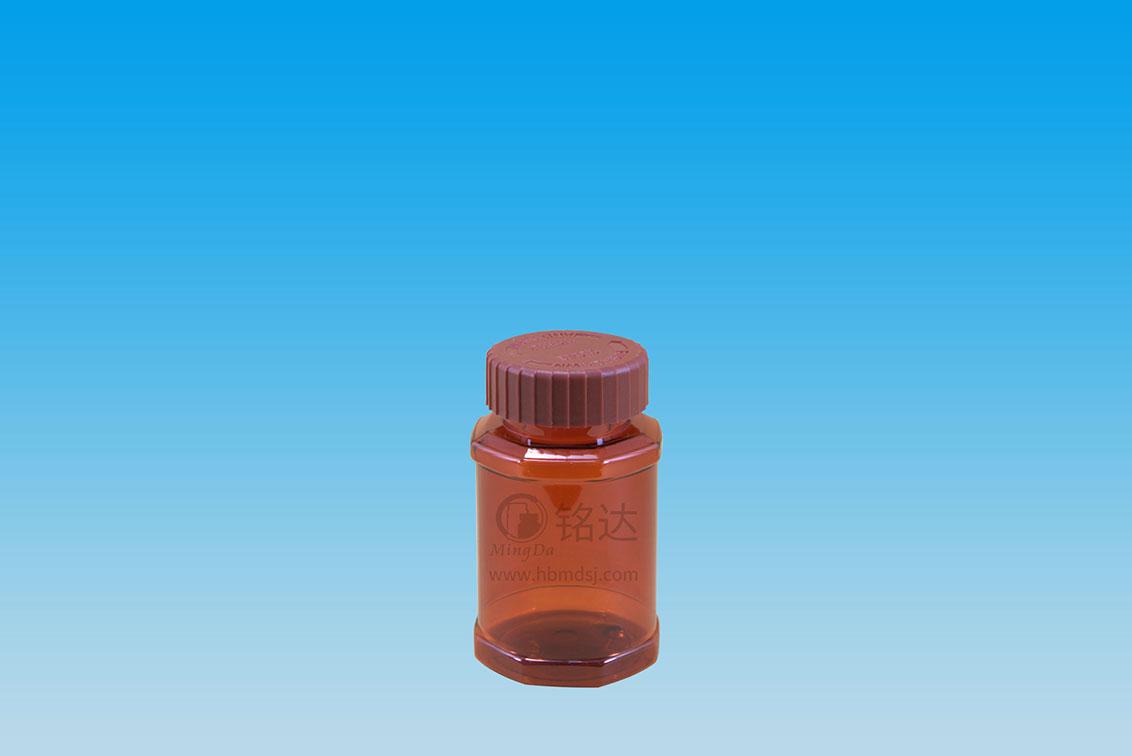MD-183-PET200cc octagonal bottle