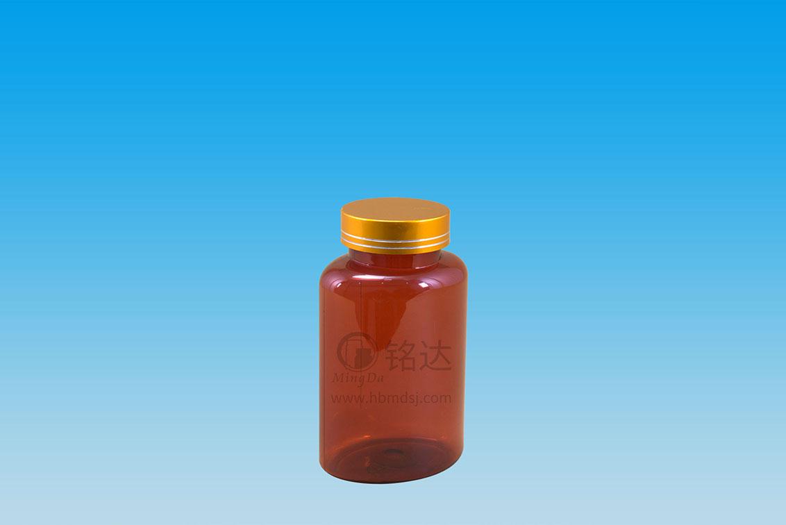 MD-186-PET275cc oval bottle