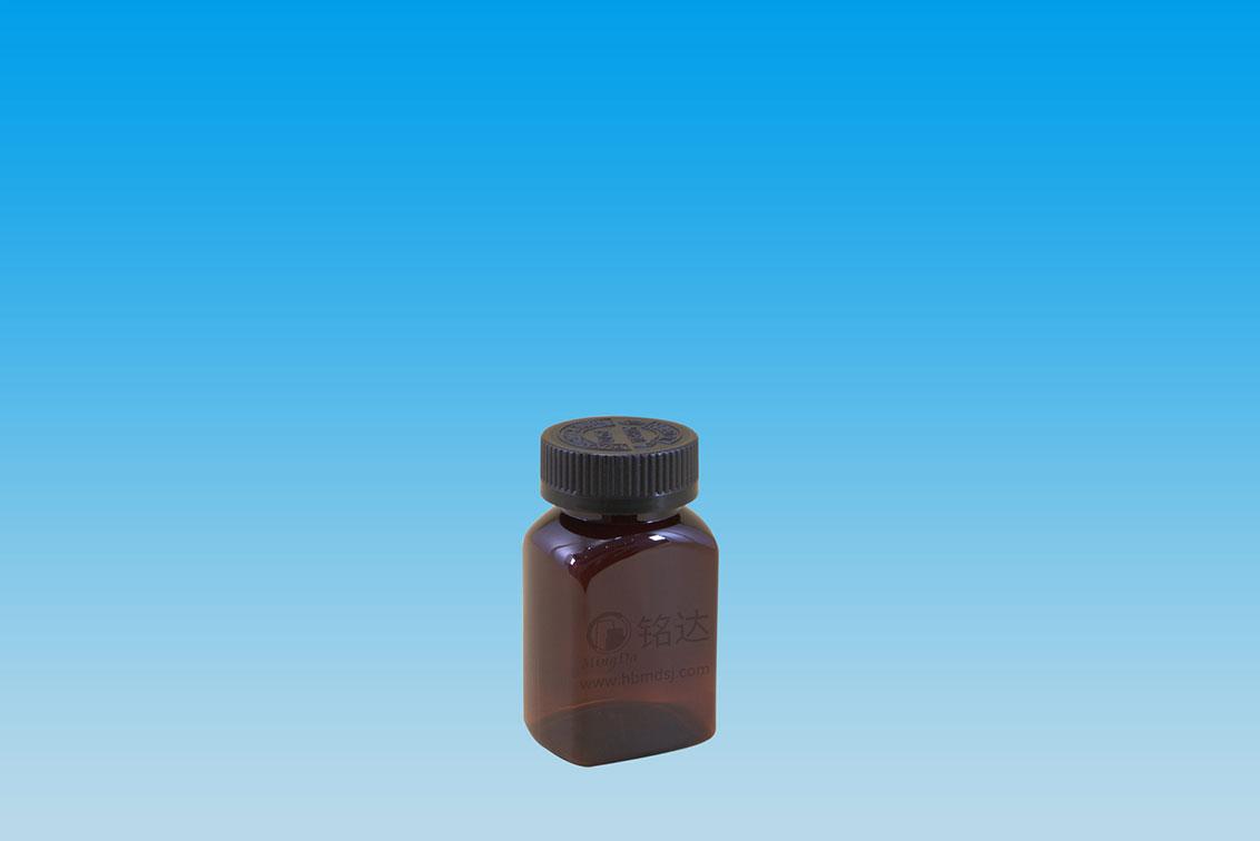 MD-220-PET120cc square bottle