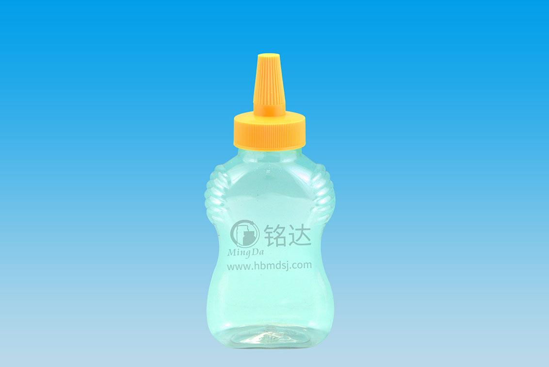 MD-273-PET500g waist down honey bottle