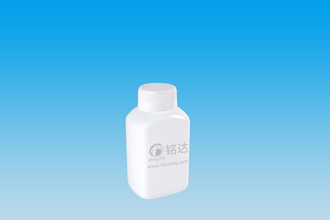 MD-316-HDPE275cc lock square bottle