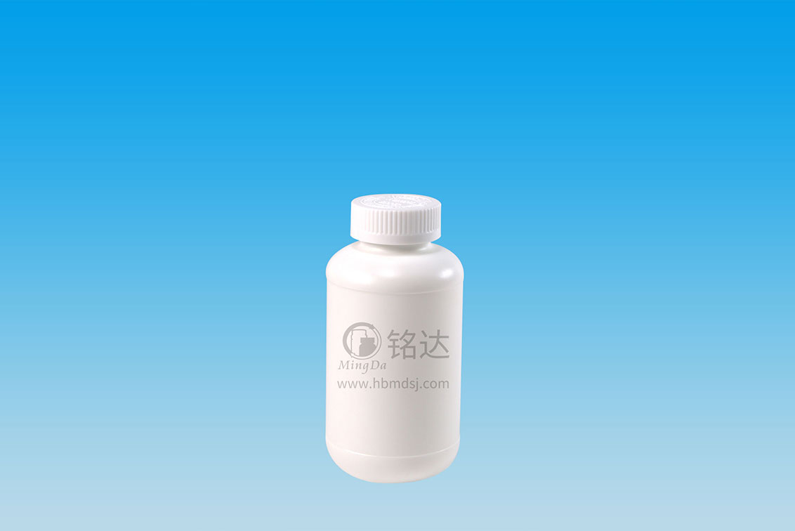 MD-362-HDPE300cc straight round bottle
