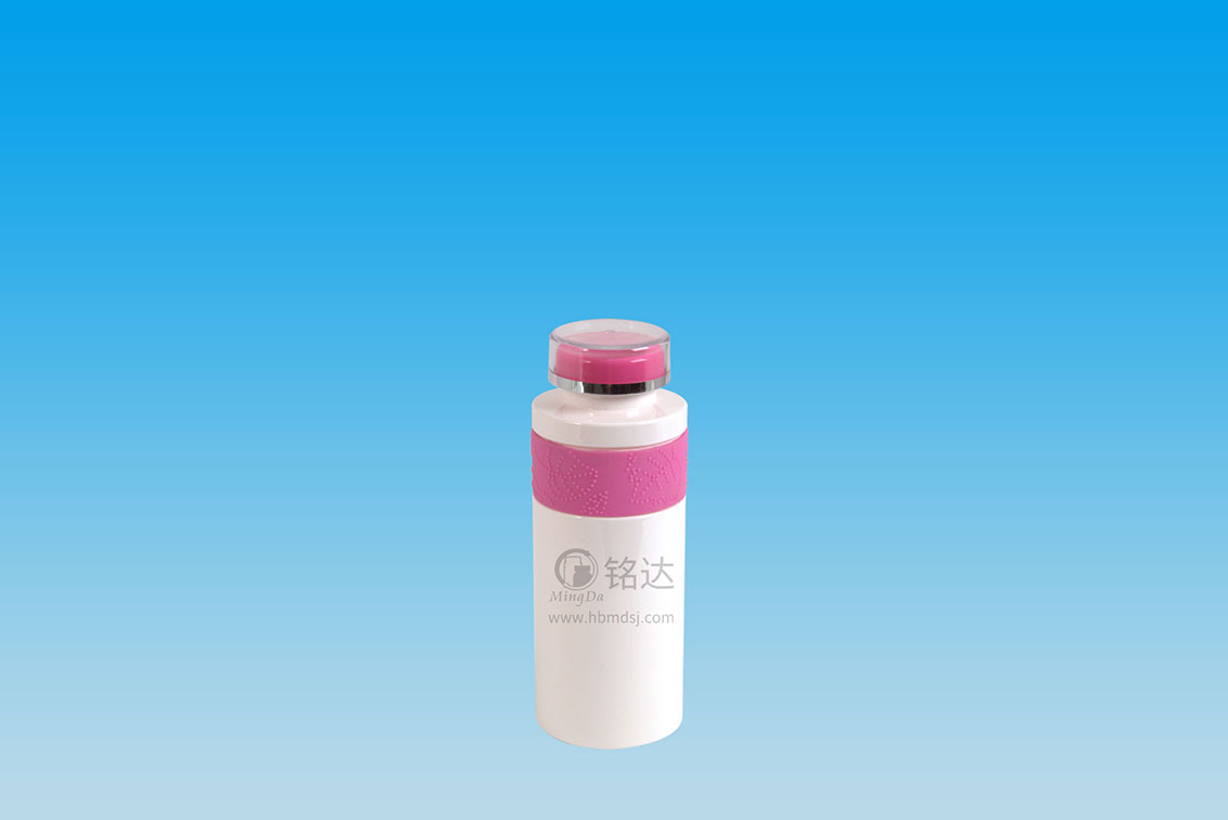 MD-365-PET250cc ribbon round bottle