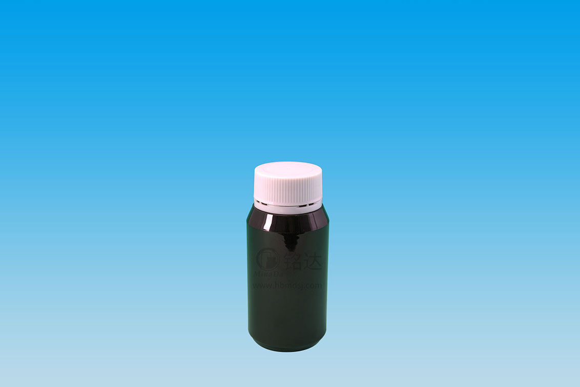 MD-422--PETG225cc shoulder bottle