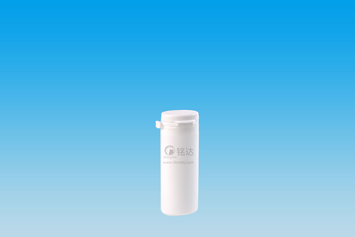 MD-428-HDPE60cc oval tearing bottle