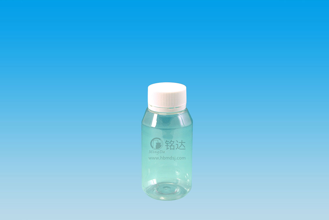 MD-517-PET275cc oblique shoulder lock round bottle