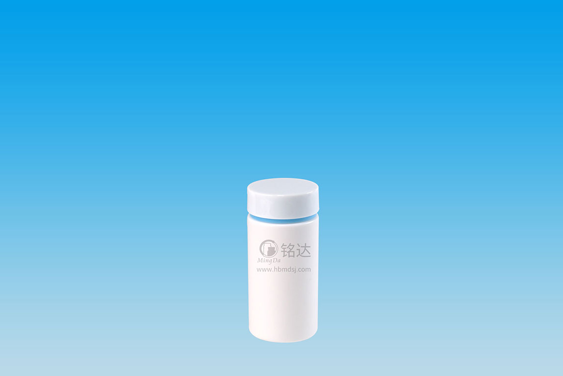 MD-550-HDPE150cc cylindrical bottle
