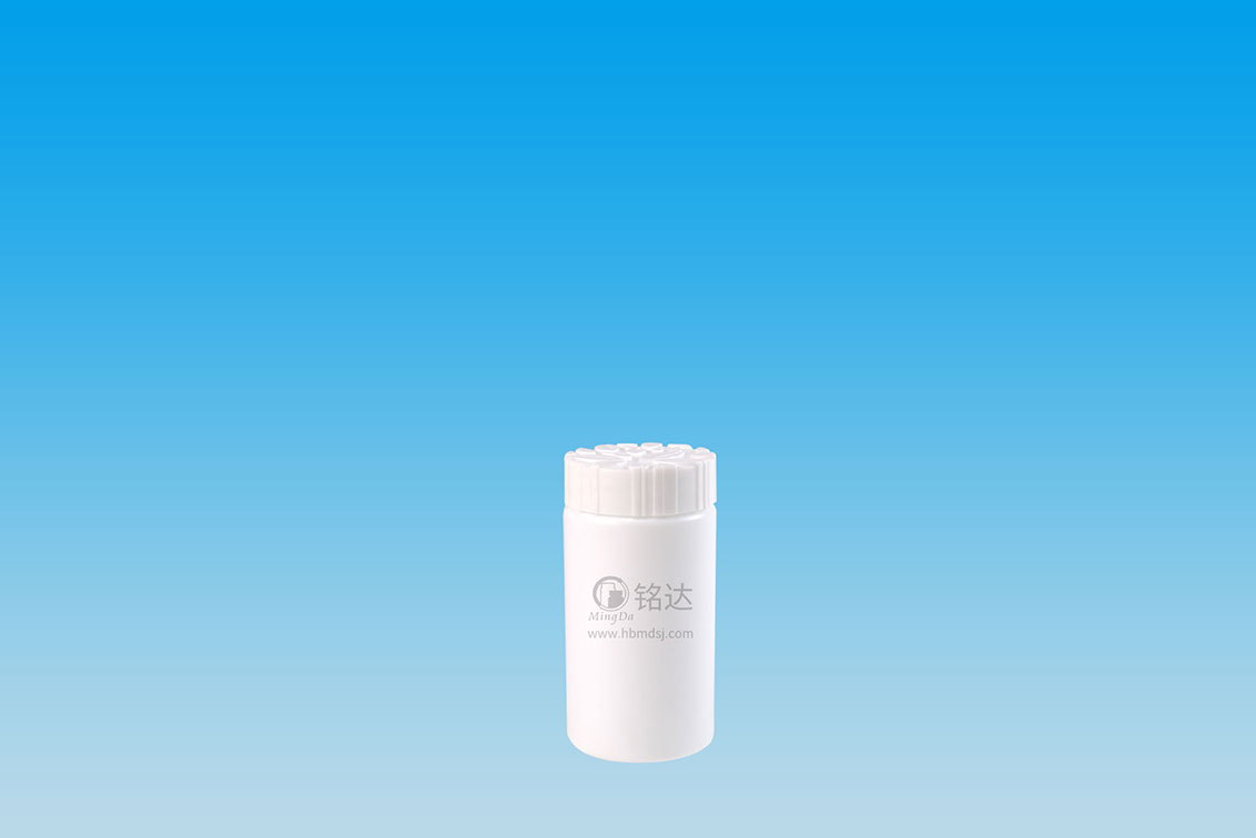 MD-561-HDPE75cc cylindrical bottle