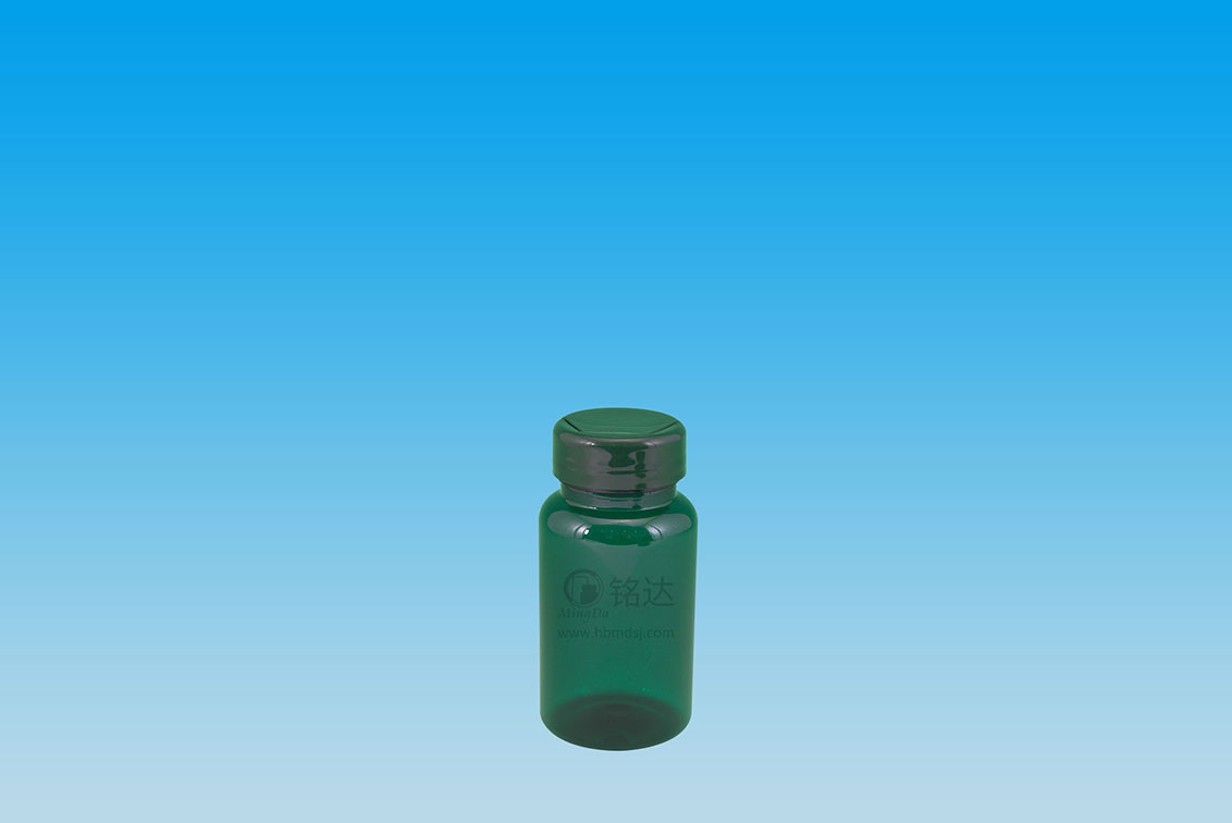 MD-583-PET120cc high round bottle