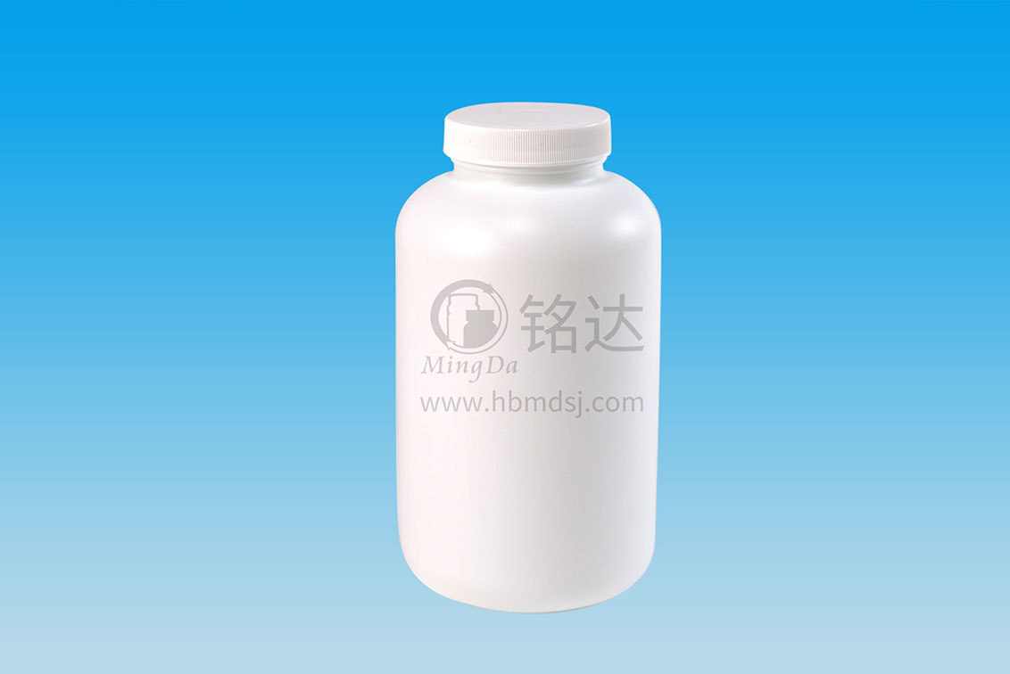 MD-601-HDPE750cc glass bottle