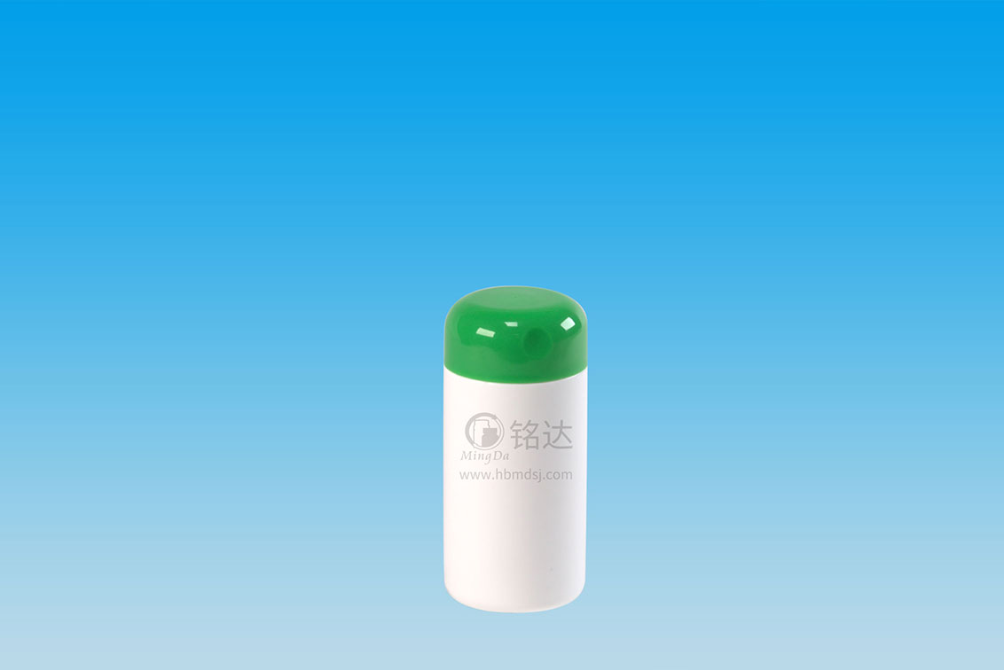 MD-637-HDPE210cc cylindrical bottle