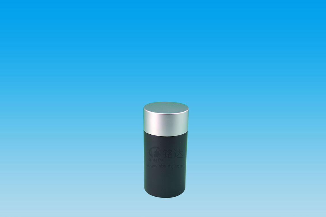 MD-639-HDPE150cc cylindrical bottle C