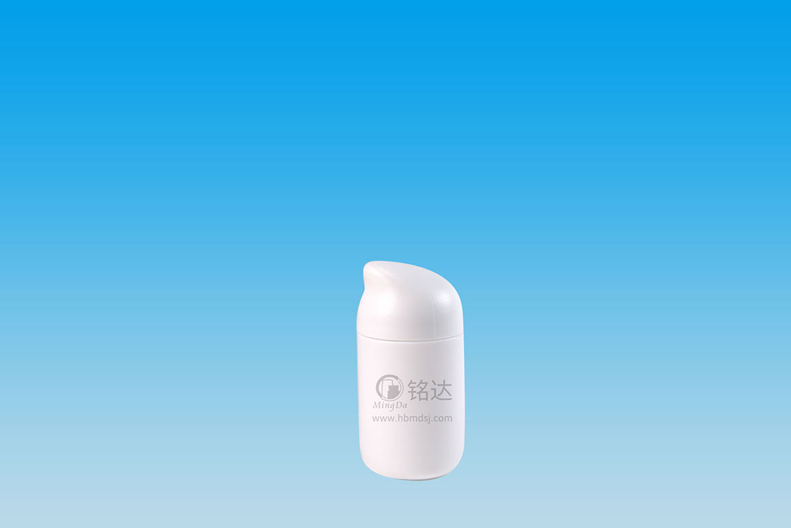 MD-701-HDPE120cc cylindrical bottle