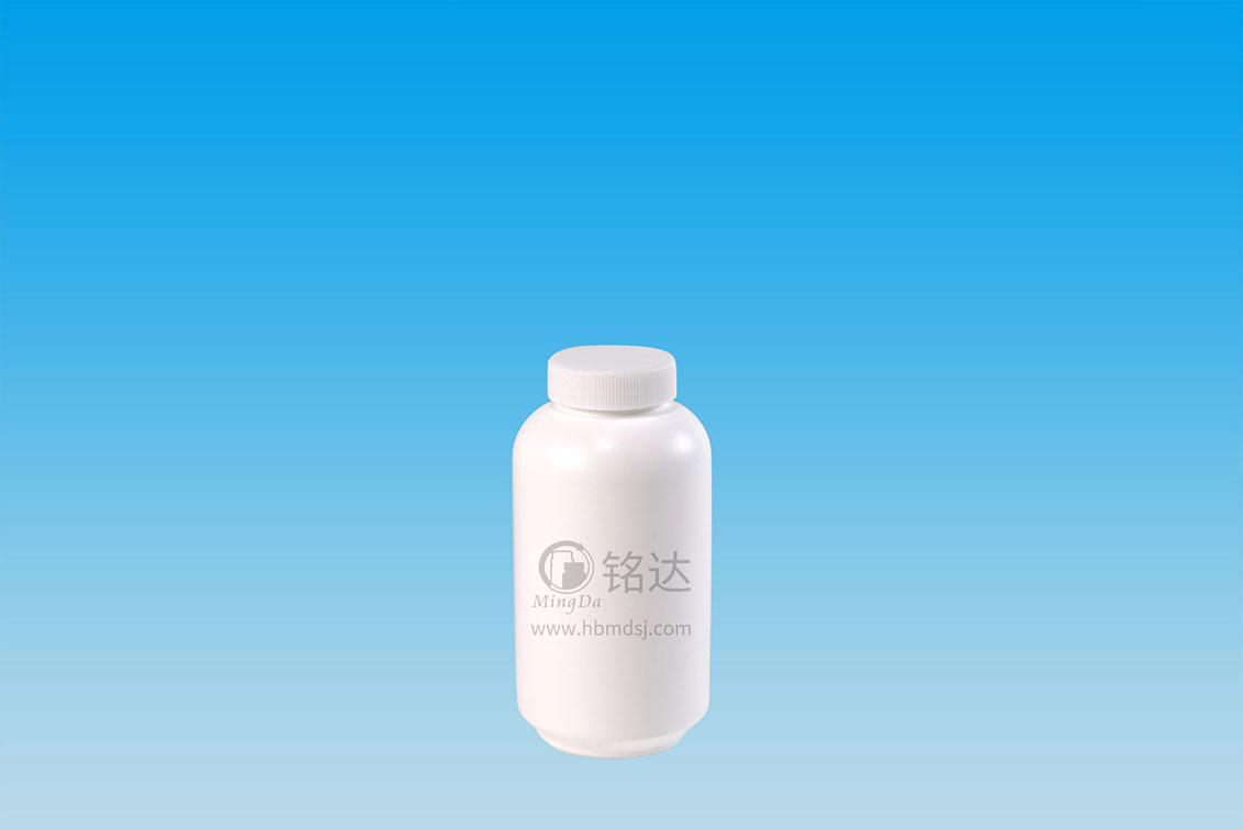 MD-749-HDPE225cc oblique bottom round bottle