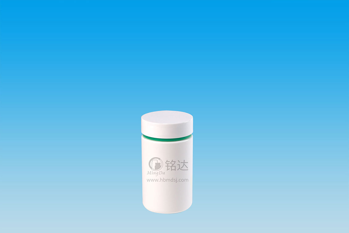 MD-760-HDPE150cc cylindrical bottle