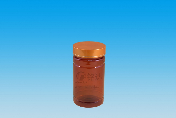 MD-200-PET300cc straight bottle