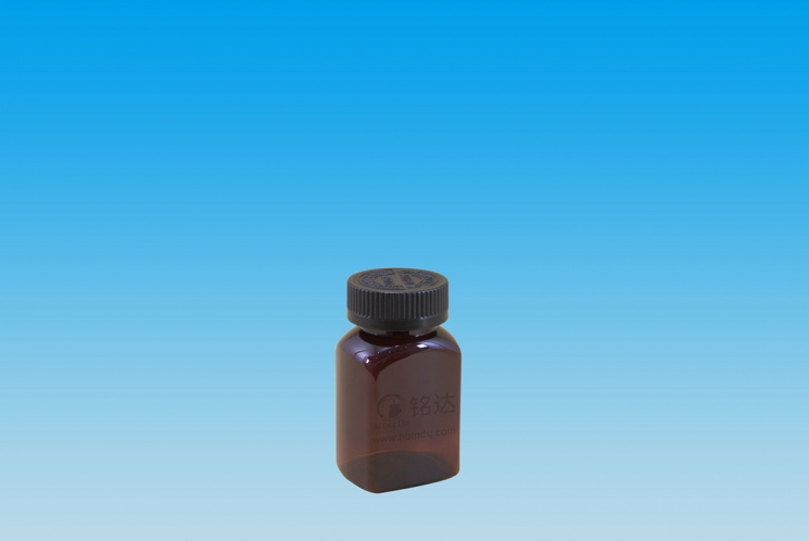 MD-220-PET120cc square bottle