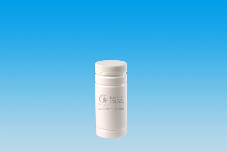 MD-222-HDPE250cc straight bottle