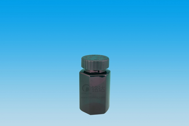MD-275-PET200cc high hexagonal bottle