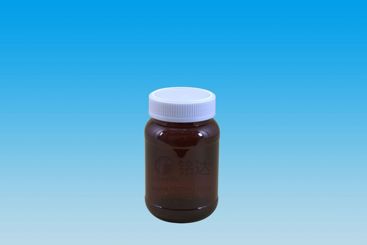 MD-293-PET300cc straight round bottle