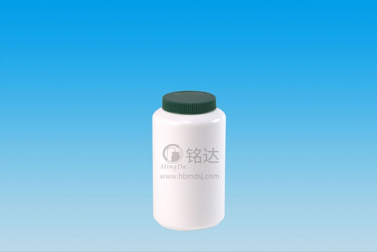 MD-484-HDPE300cc pull ring bottle
