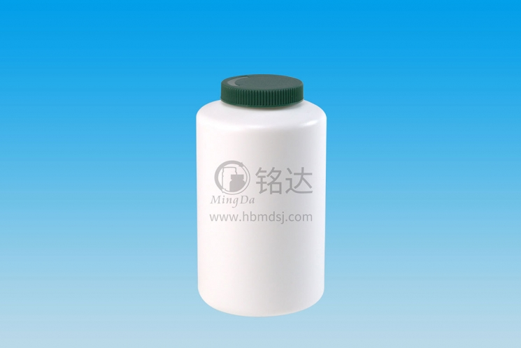 MD-485-HDPE500cc pull ring bottle