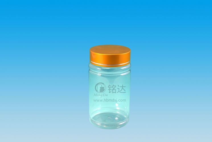 MD-511-PET360cc straight bottle