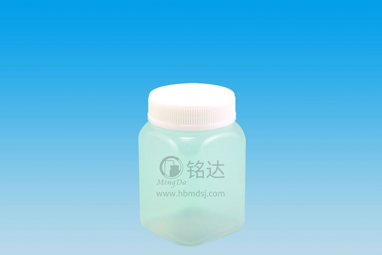 MD-530-PP350cc (500g) square bottle