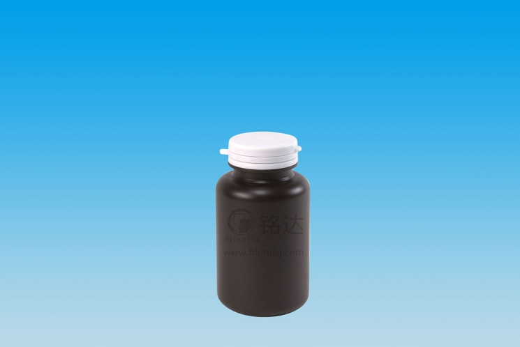 MD-666-HDPE275cc pull tear bottle