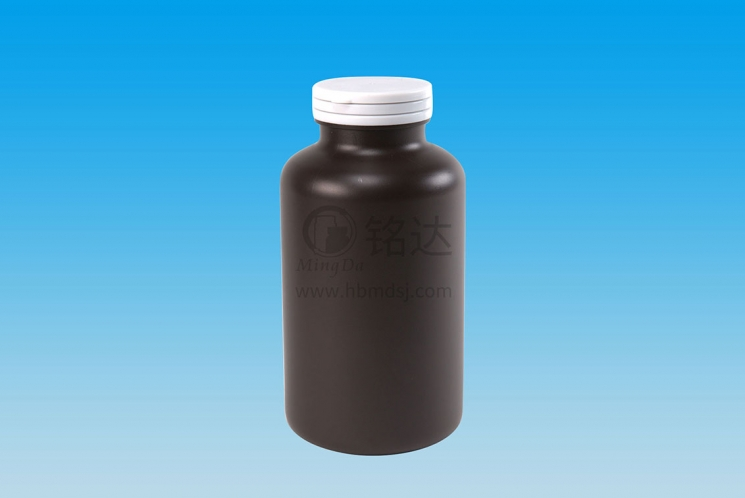MD-671-HDPE750cc pull bottle