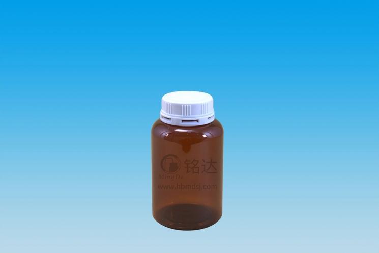 MD-773-PET300cc lock round bottle