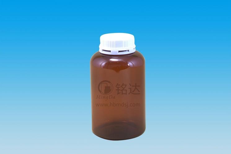 MD-774-PET500cc lock round bottle