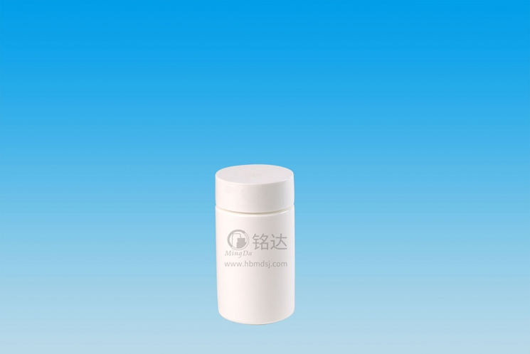 MD-777-HDPE160cc cylindrical bottle
