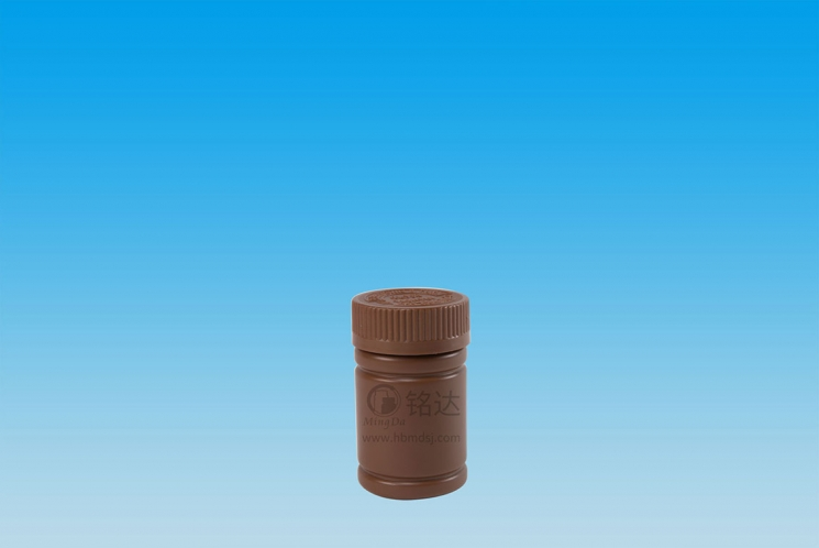 MD-798-HDPE80cc straight bottle
